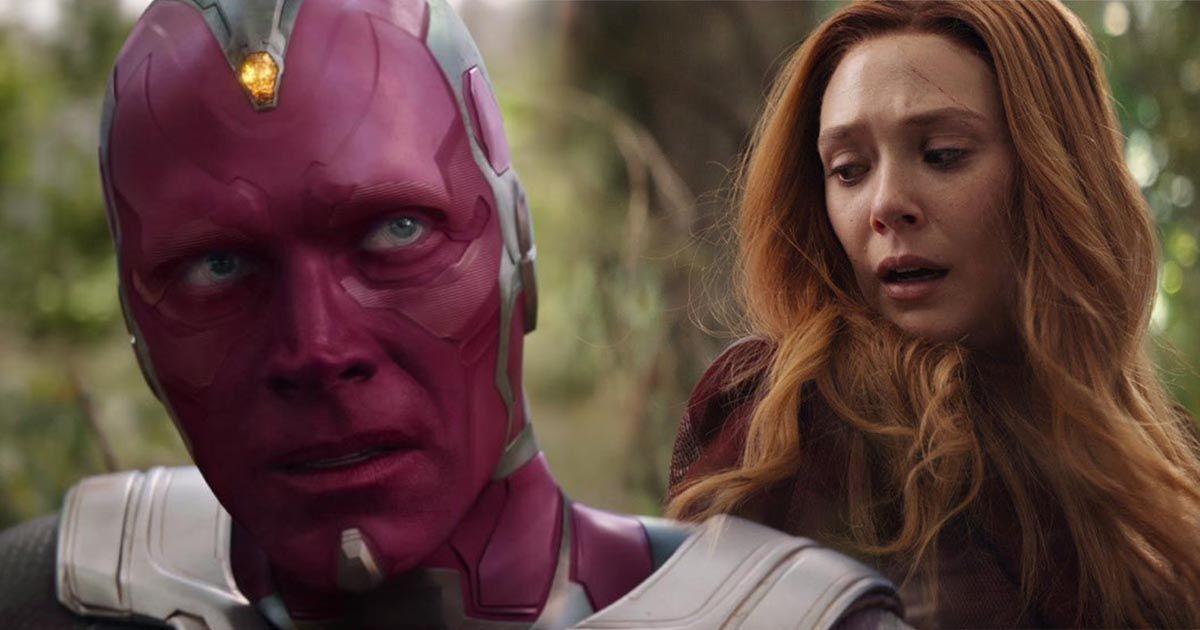 Scarlet Witch Vision