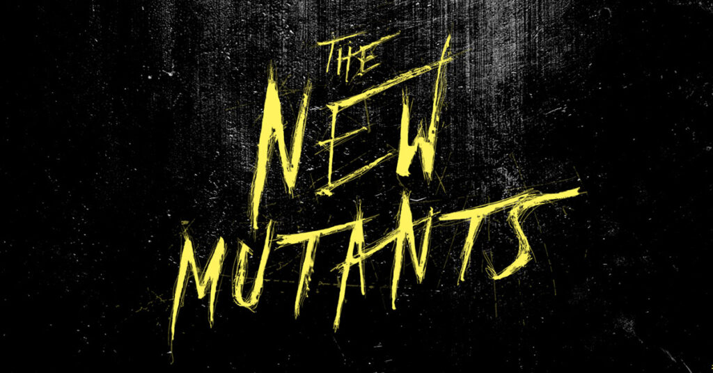 The New Mutants, release