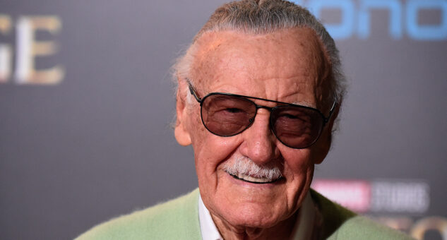 Father of Marvel, Stan Lee