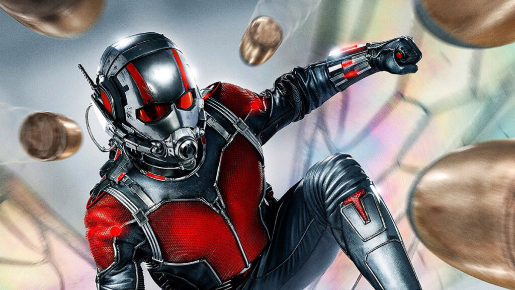 Antman, Paul Rudd