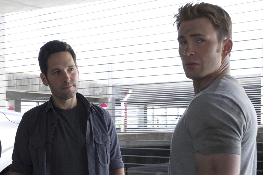Captain America & Antman