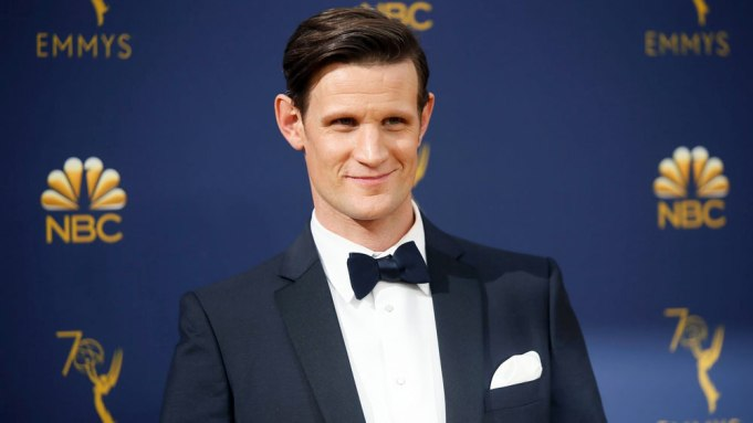 Matt Smith, Morbius