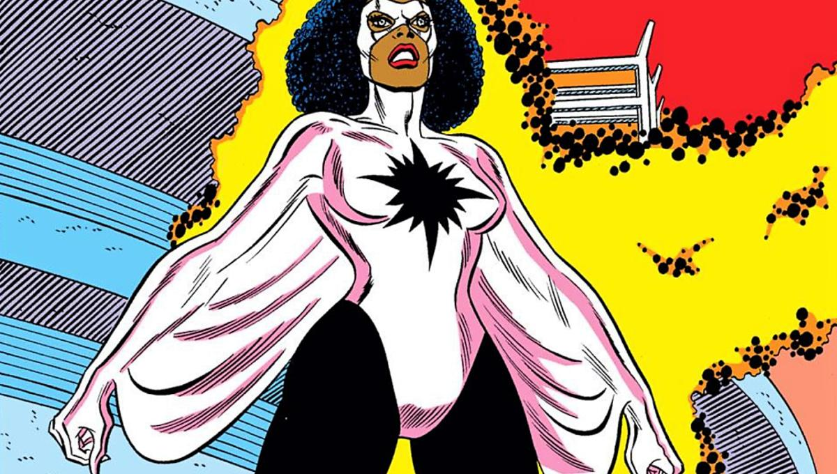 Monica Rambeau. Know your marvel movies. Characters and Thoughts.