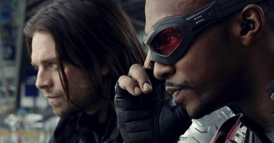 the falcon and the winter soldier film producton