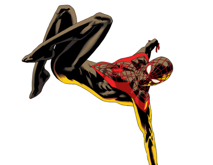 Miles Morales as Spider-Man New graphic novels for young and reluctant readers