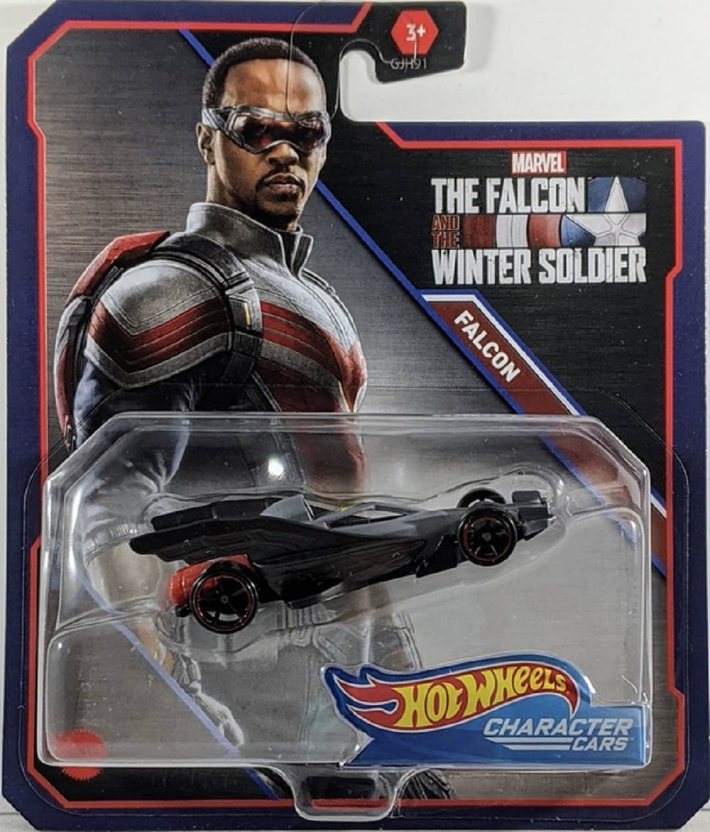 falcon and winter soldier merchandise Hot Wheels