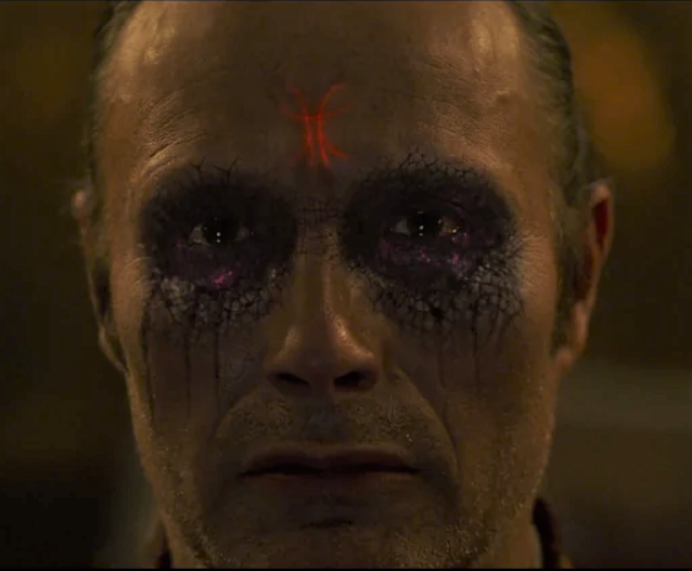 Kaecilius from Doctor Strange becomes a Mindless One