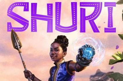Shuri a black panther novel