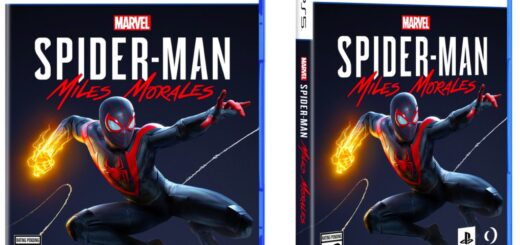 Playstation Cover of Spider-Man: Miles Morales