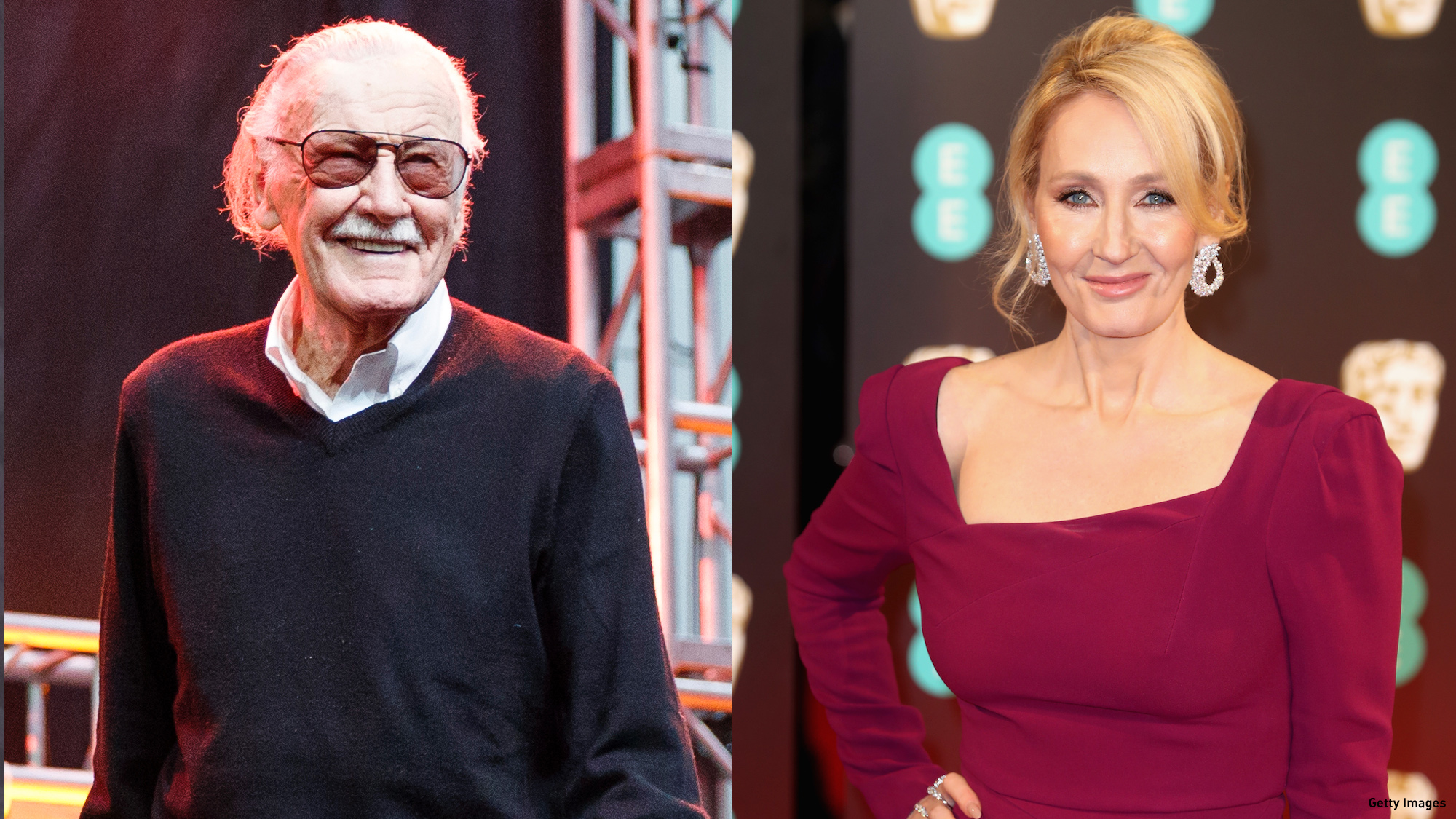 Stan Lee Suggests Marvel Harry Potter Crossover to JK Rowling