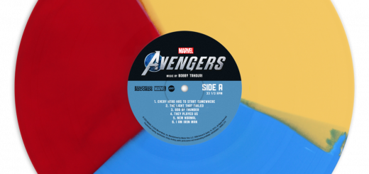 marve's avenge video game soundtrack vinyl from mondo records