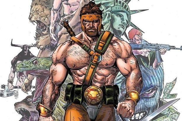 Hercules to join the MCU
