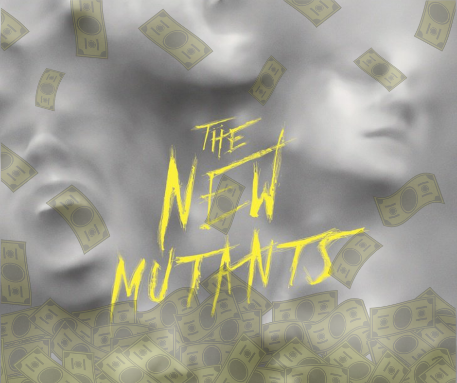 the new mutants opening weekend