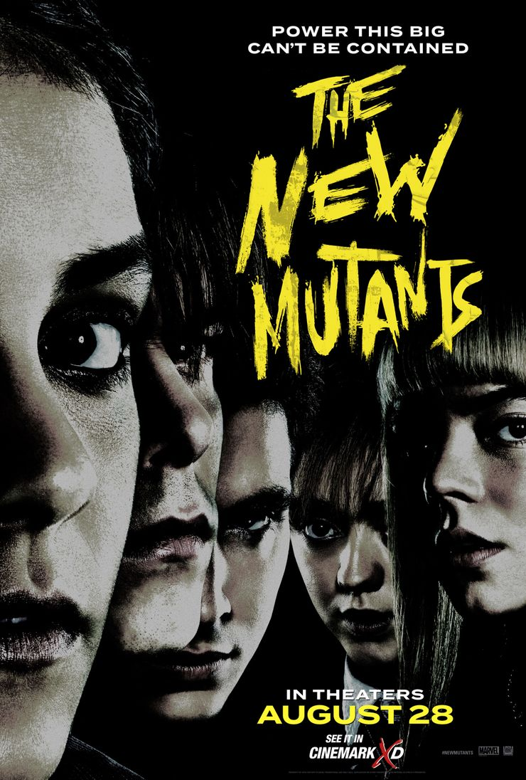 New Mutants - Cinemark