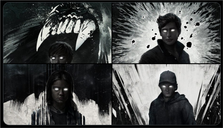 the new mutants characters on posters
