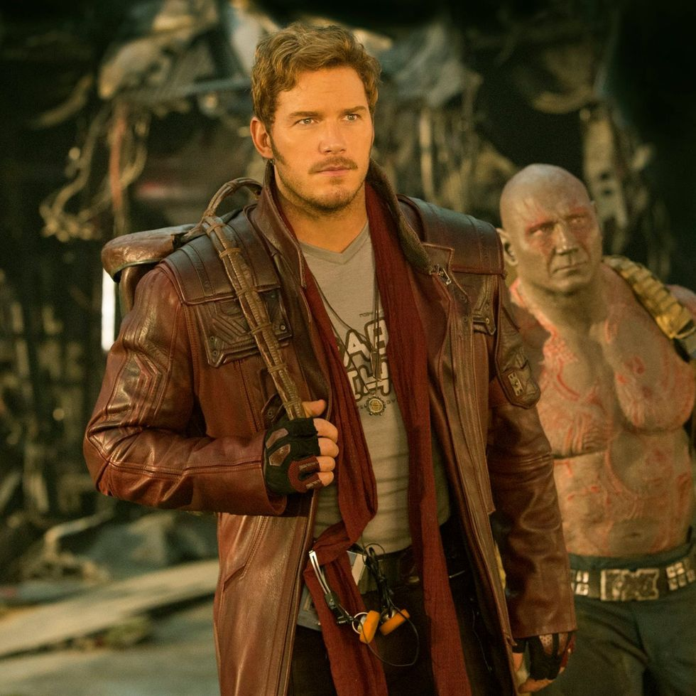 Star-Lord & Drax