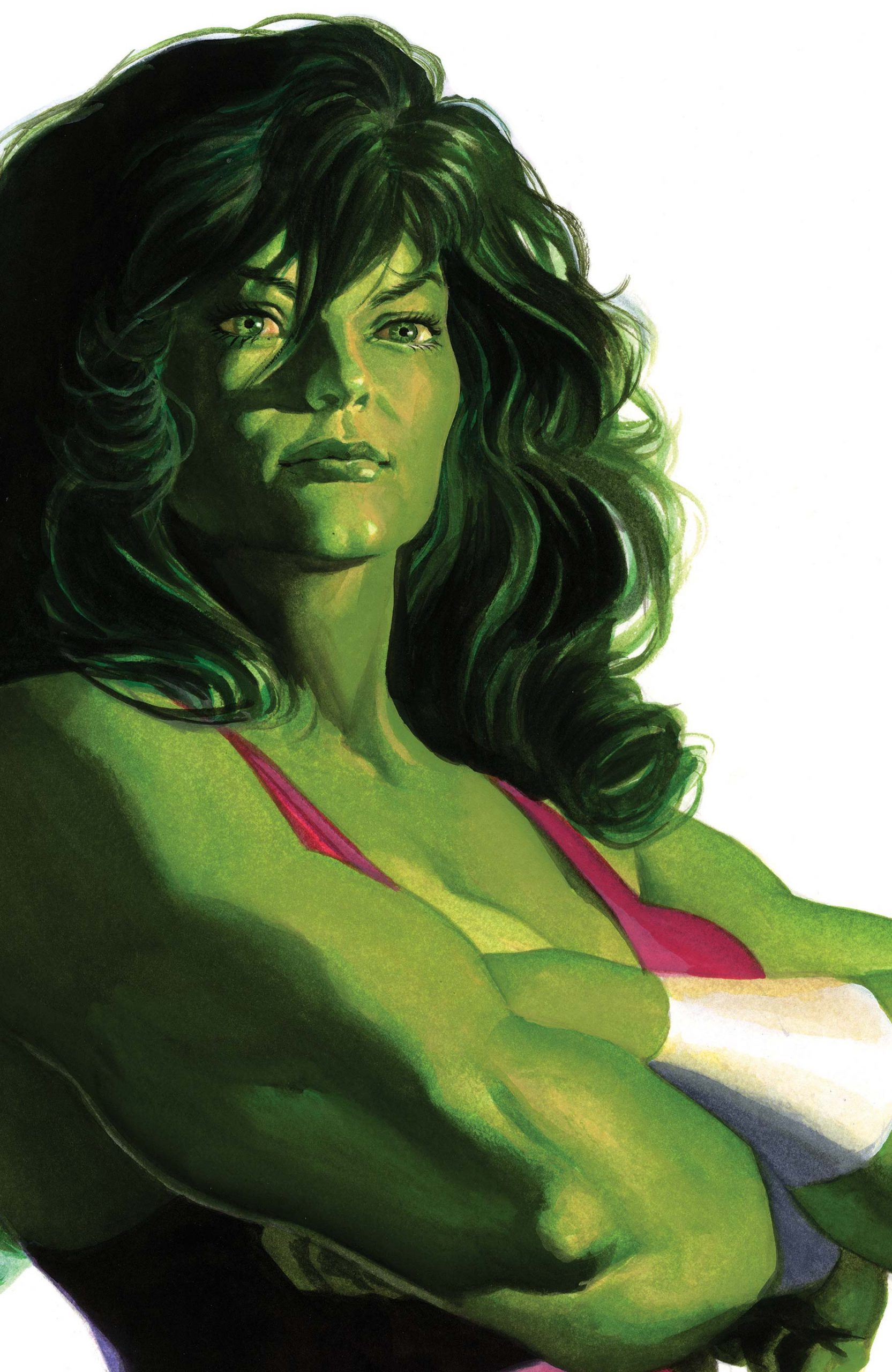 Immortal She-Hulk (2020) Issue Number 1 (Variant Cover)