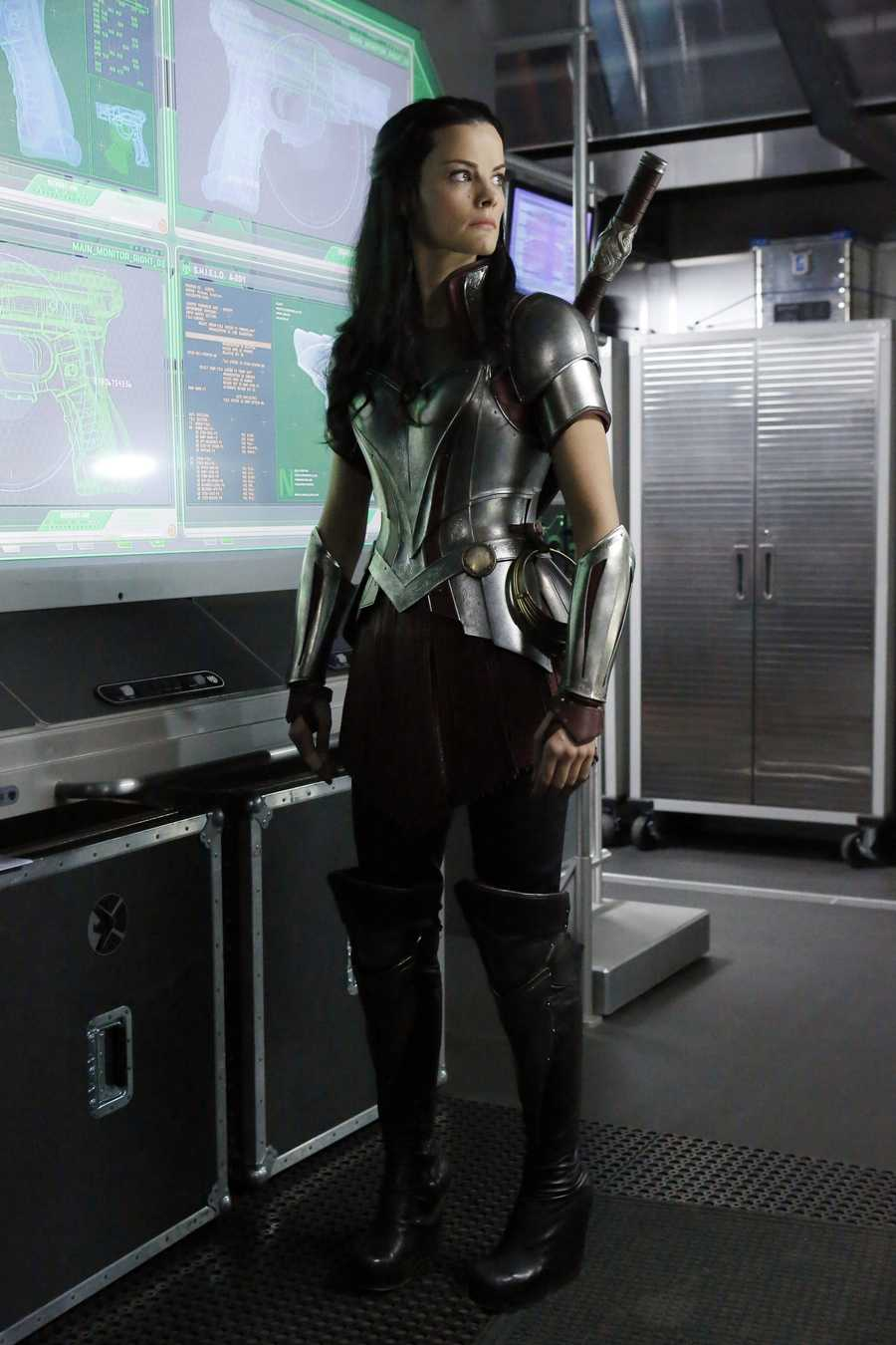 Lady Sif on Agents of SHIELD