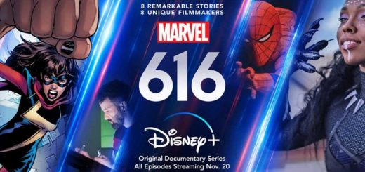Marvel 616 docuseries directors