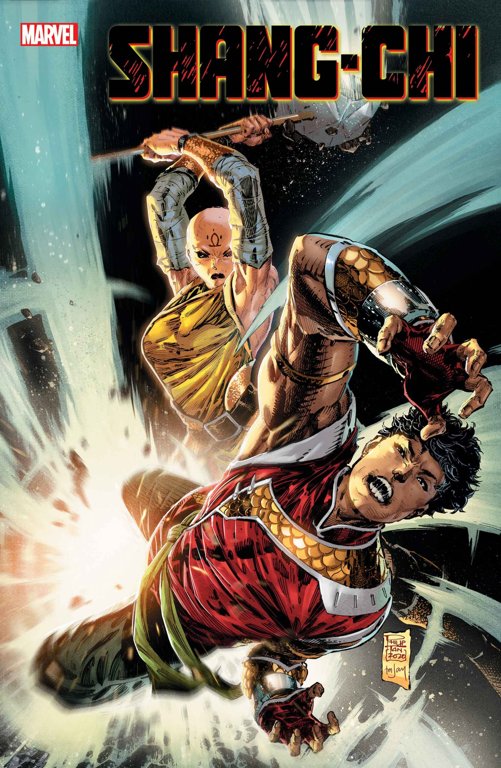 Shang-Chi (2020) Comic Issue 2