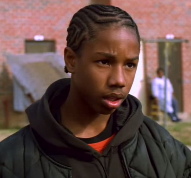 Wallace, The Wire