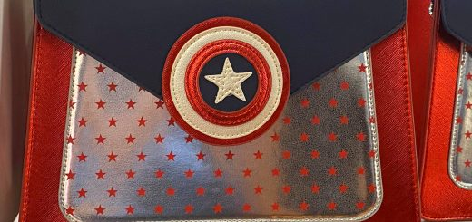 Captain America Clutch at Disney Springs Marketplace CoOp