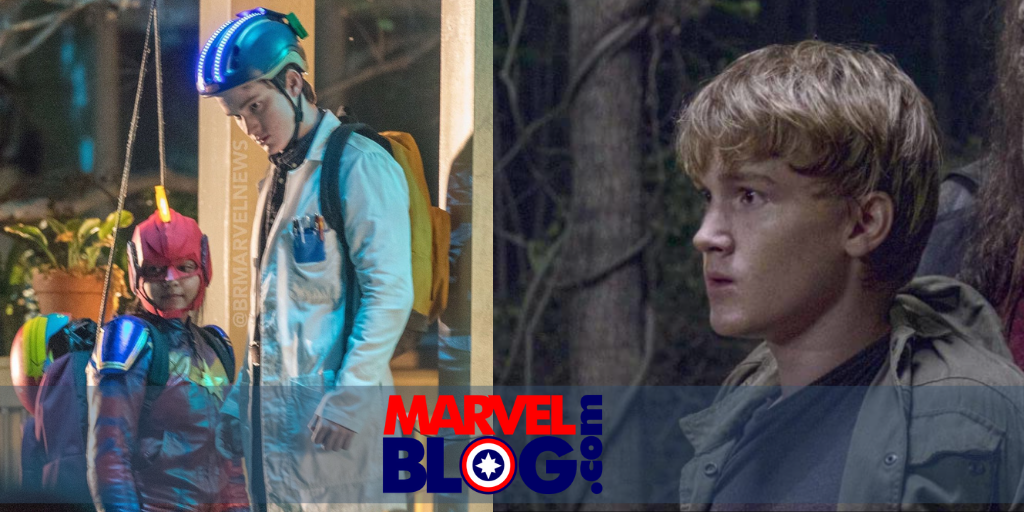 ms. marvel + Matt Lintz Walking Dead