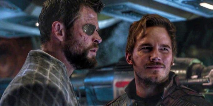 Star-Lord, Thor