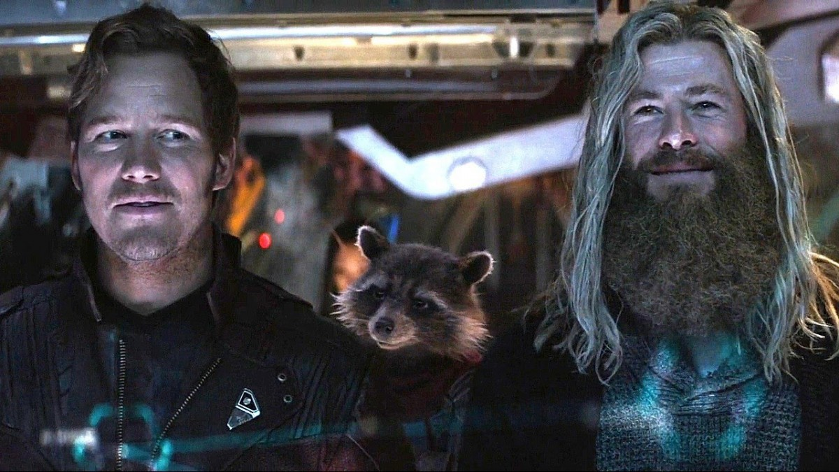 `Thor & Star Lord, Endgame