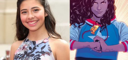 America Chavez and Xochitl Gomez
