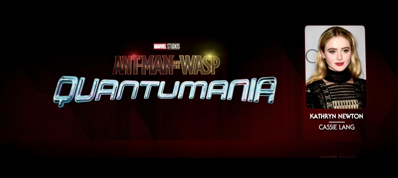Cassie Lang Announced for Ant-Man and Wasp: Quantumania