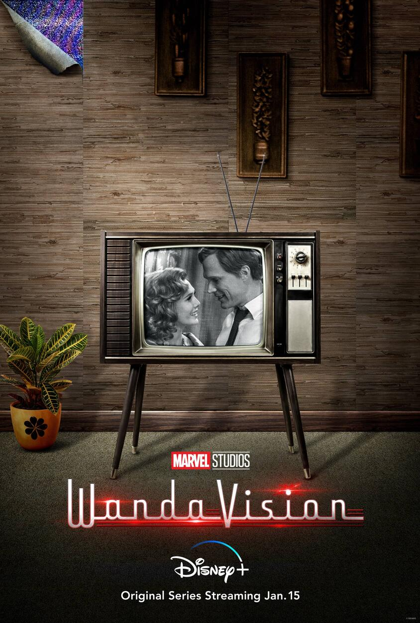 WandaVision Poster released on 12-4-20