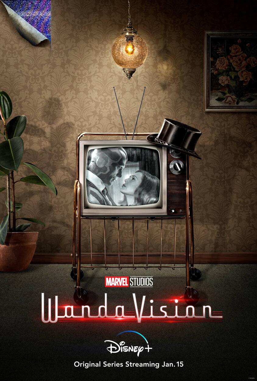 WandaVision Poster released on 12-5-20
