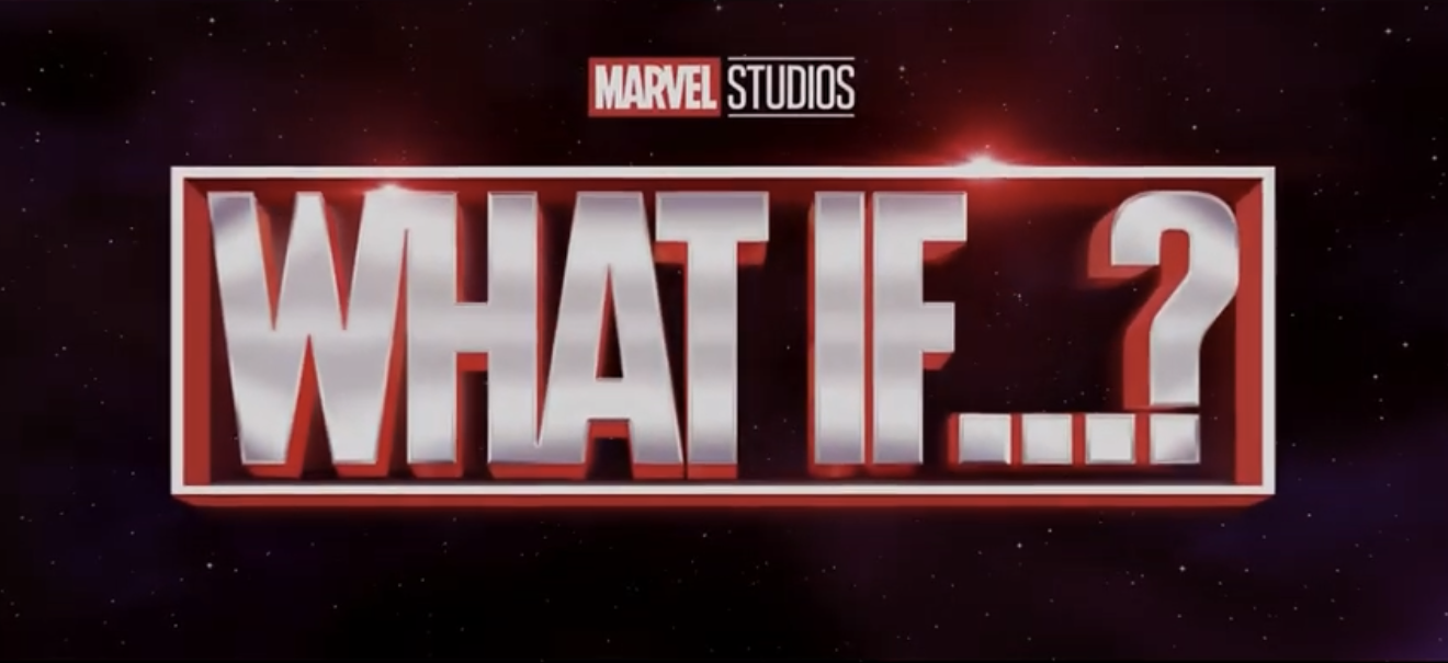Marvel Studios' What if...? Title Card