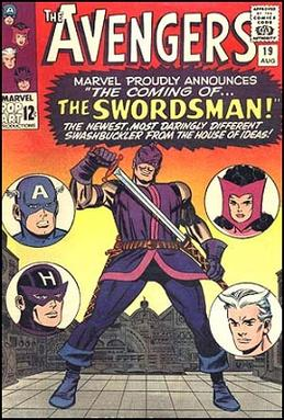 the swordsman from marvel comics added to hawkeye series cast
