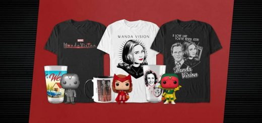 Marvel Must Haves WandaVision Merchandise