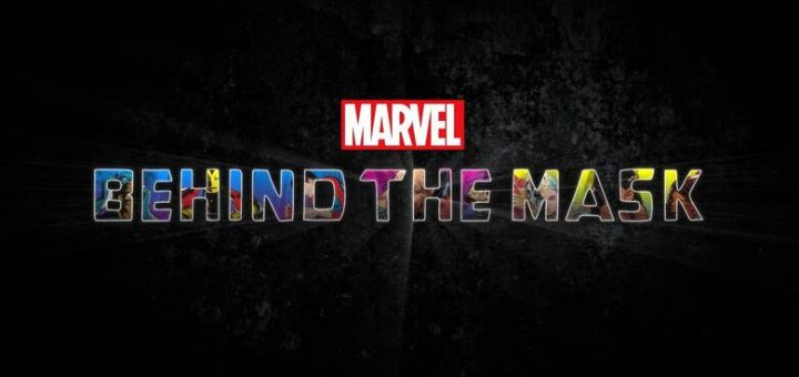 Marvel's Behind the Mask Title Card