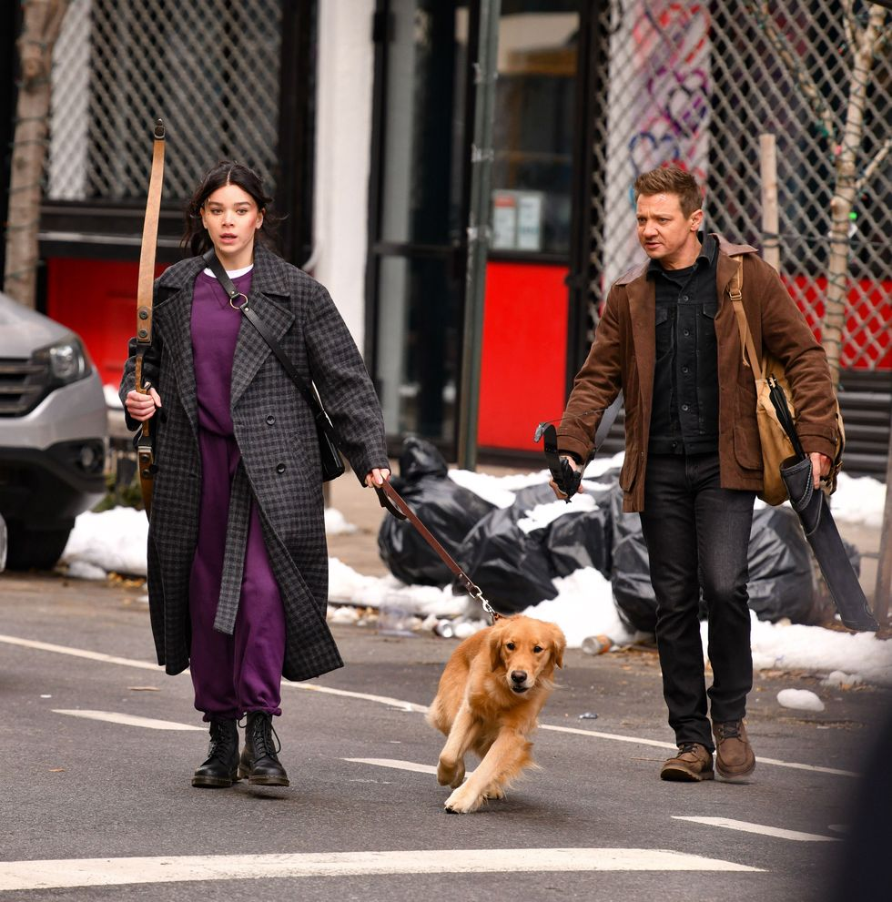 Hawkeye & Kate Bishop