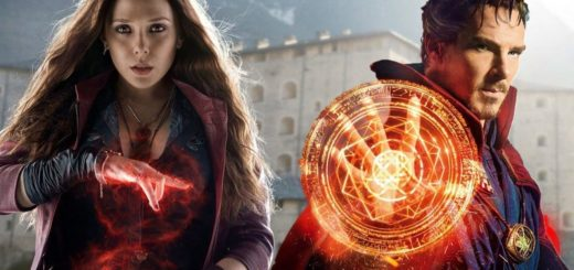 Dr Strange / Scarlet Witch