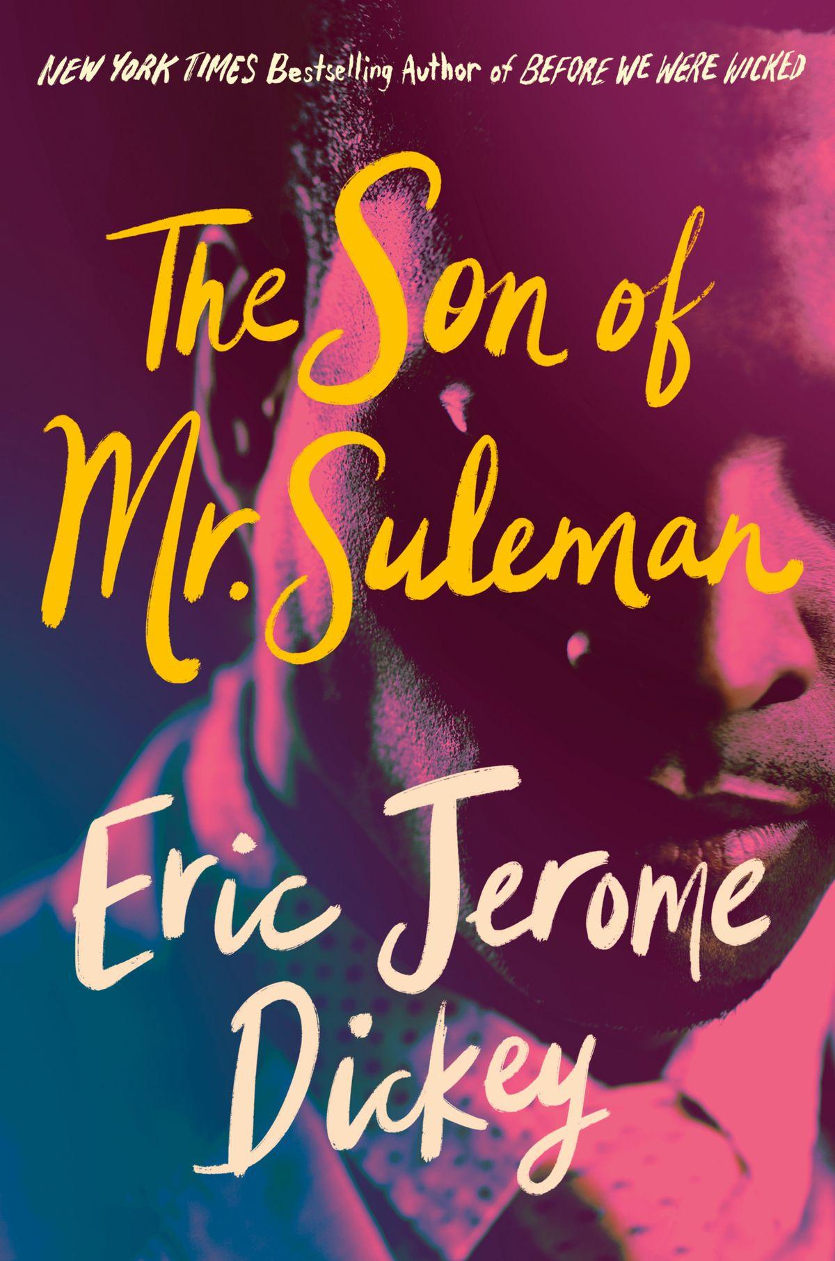 The Son of Mr. Suleman Book Cover