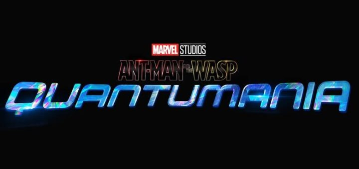 Marvel Studios Ant-Man and the Wasp Quantumania Title Card