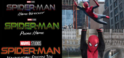 Marvel Studios Spider-Man Title Card Prank