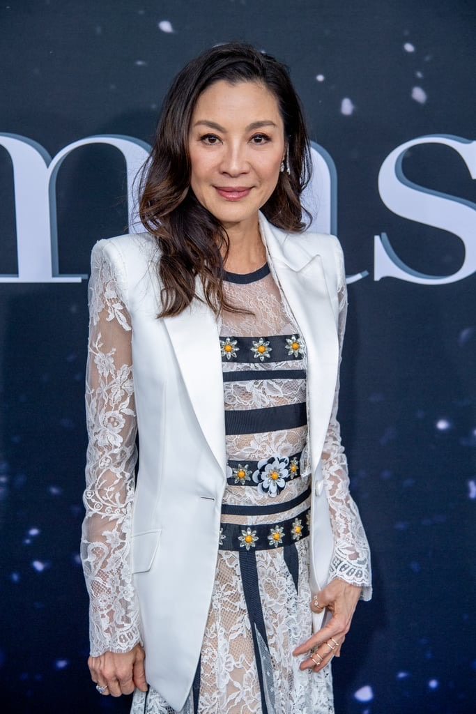 Michelle Yeoh at Last Christmas Premiere