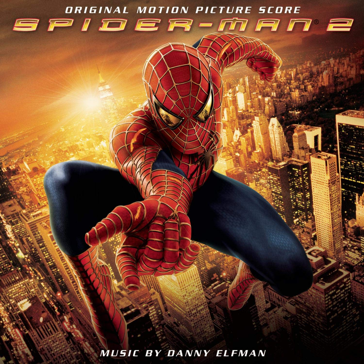 Spider-Man 2 Music by Danny Elfman