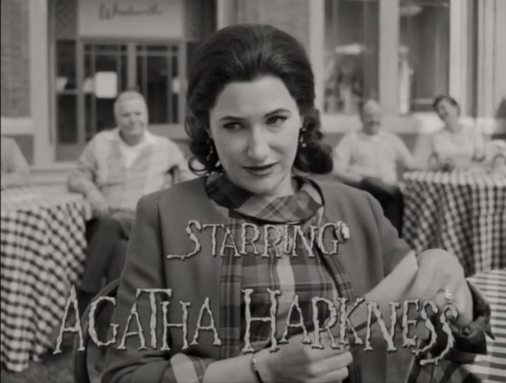 Starring Agatha Harkness