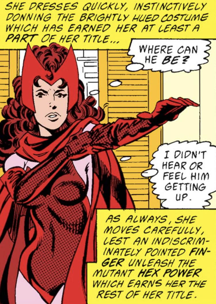 Wanda cant find vision