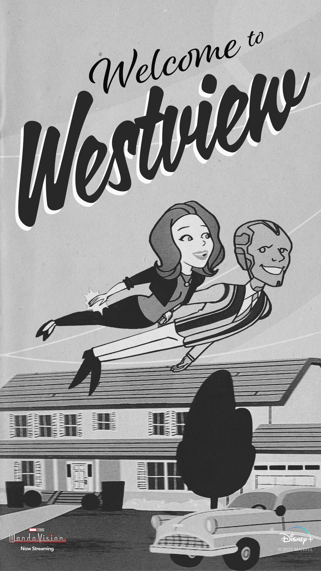 Welcome to Westview phone wallpaper