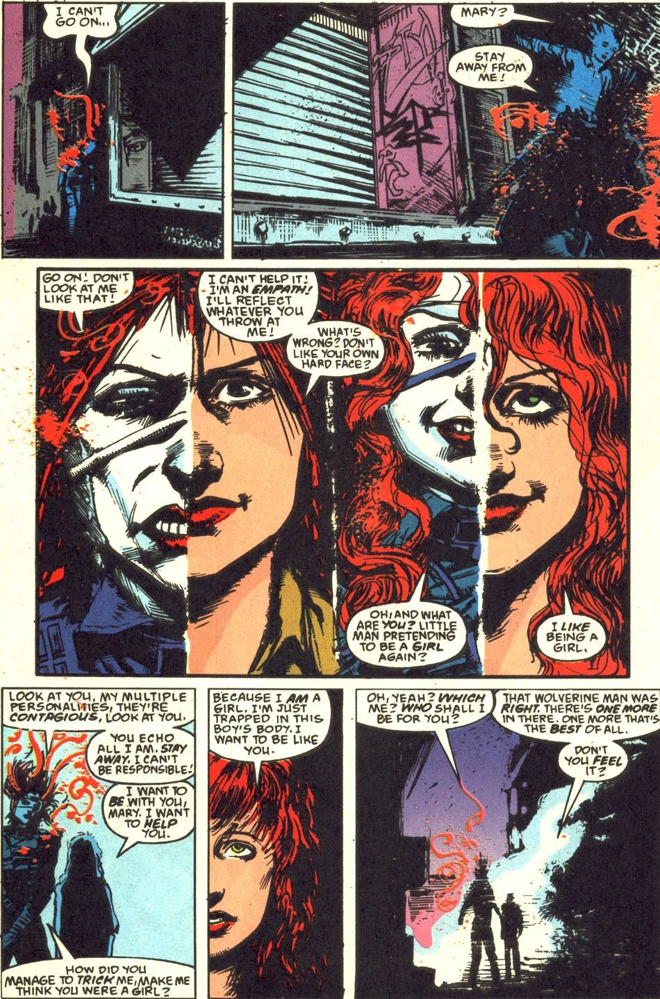 Jessie and Typhoid Mary