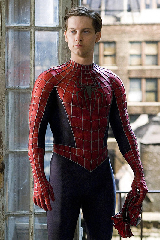 SPIDER-MAN 3, Tobey Maguire, 2007. ©Sony Pictures/courtesy Everett Collection