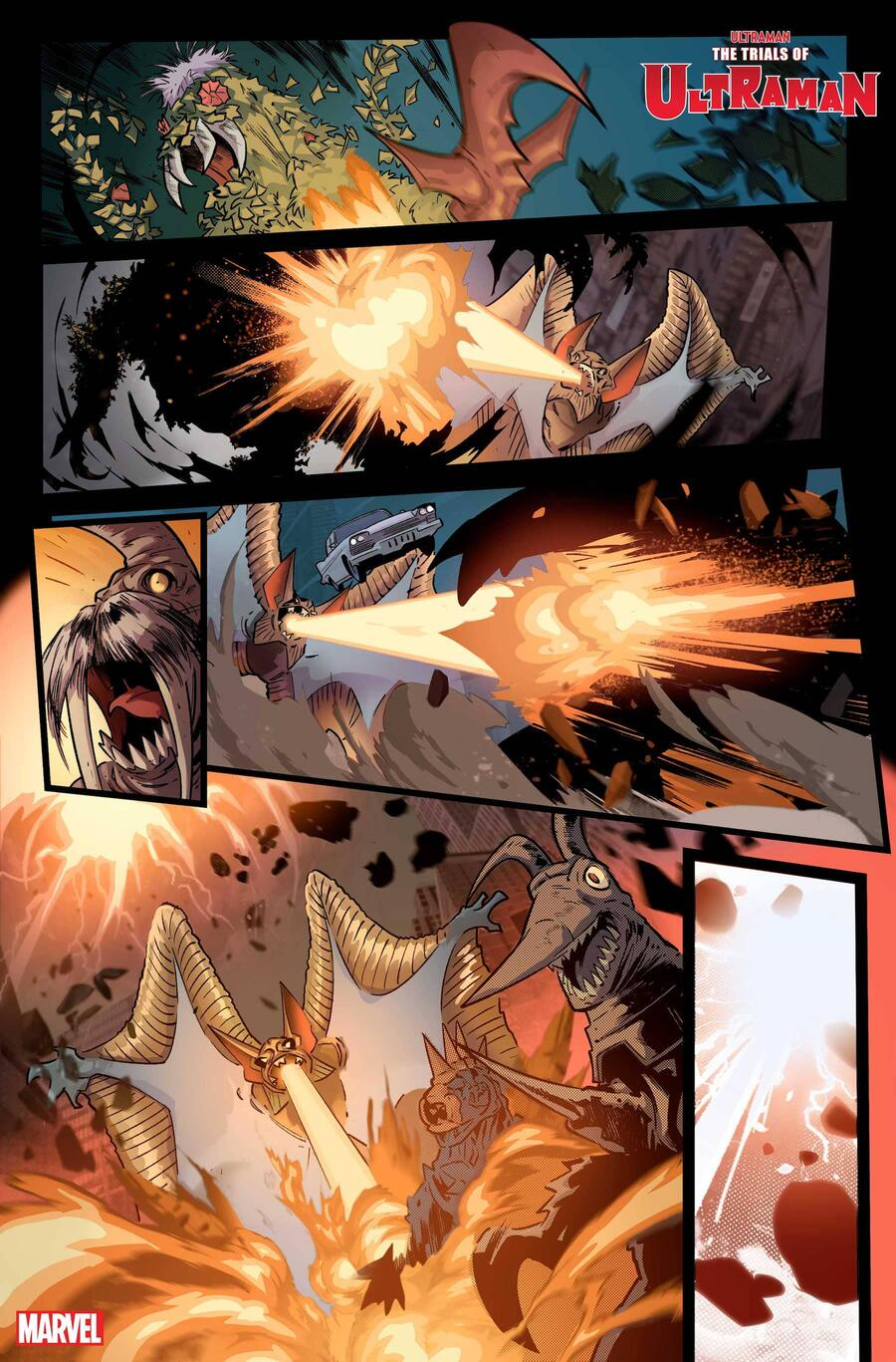 The Trials of Ultraman preview page